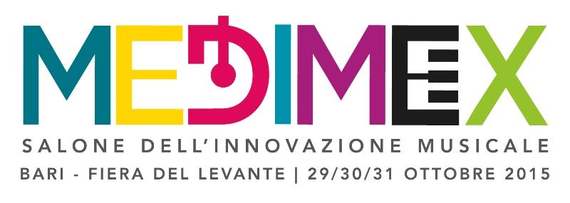 Quinta edizione del Medimex il salone dell'innovazione musicale dal 29 al 31 ottobre 2015 a Bari – Fiera del Levante