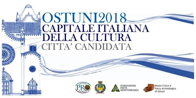 Ostuni candidata a Capitale Italiana della Cultura 2018