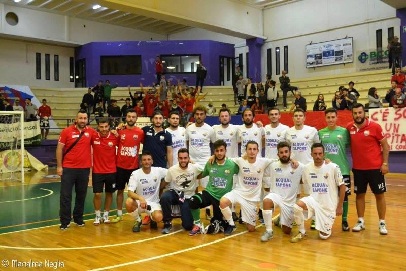 Football Five Locorotondo – Futsal Donia 4-3