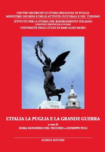 """""""La Puglia e la grande guerra"""" presentazione del libro a Fasano"""