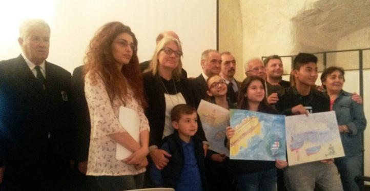 Premiati i vincitori del concorso indetto dall'Ecomuseo sezione di Monopoli