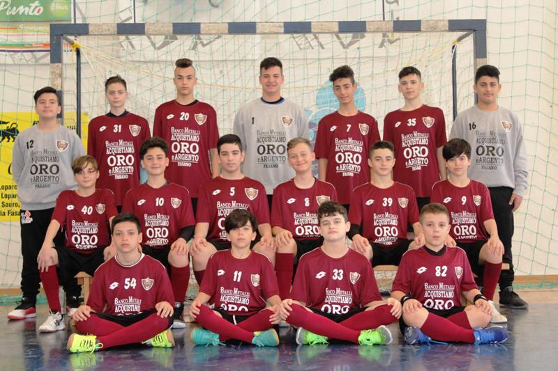 dal 10 al 15 luglio si svolgeranno a Misano Adriatico le finali nazionali di pallamano Under 15 maschile