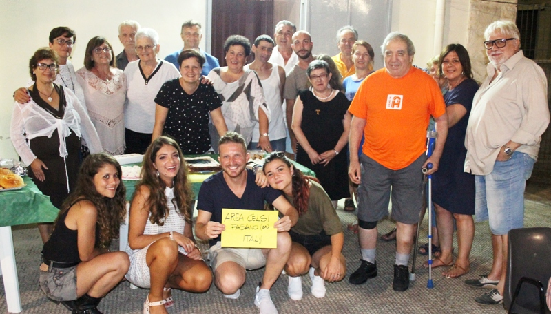 Concluso il week-end fasanese dedicato all'Italy for International Alopecia Day