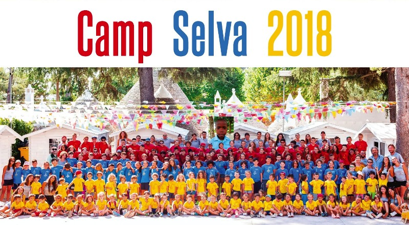Emozioni, sorrisi e abbracci al Camp Selva 2018