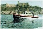 Motivedetta dei carabinieri di Fasano soccorre barca a vela in difficolta
