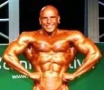 Fasanese campione d'Italia di Body Builgin
