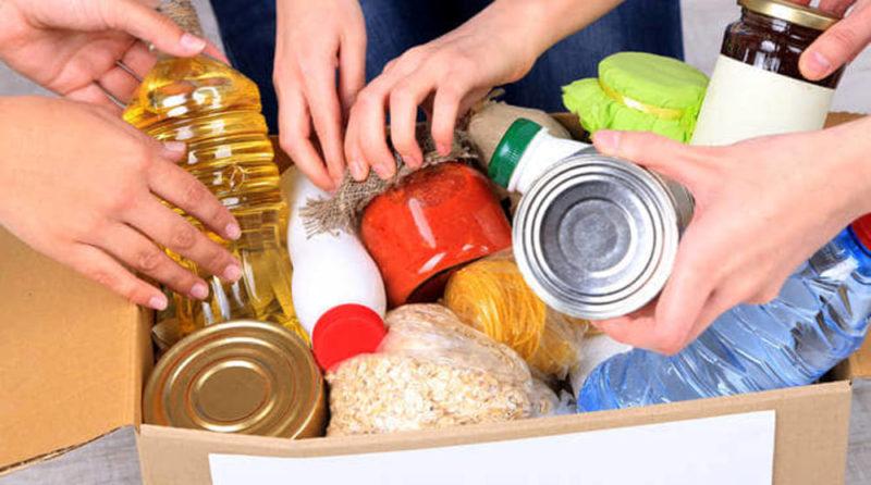 Banco alimentare: anche prodotti per l'igiene alle famiglie in difficoltà