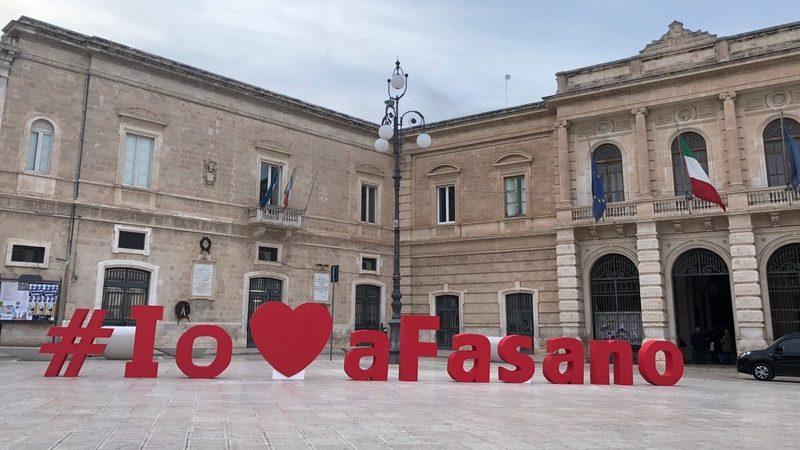 """4^ edizione di """"IO AMO A FASANO"""" iniziative nella settimana di San Valentino"""