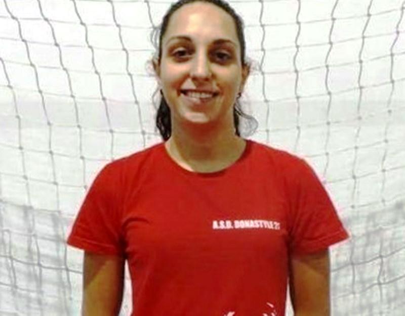 Calcio a 5 femminile: La Dona Five Fasano ingaggia Elisabetta Lazzaro