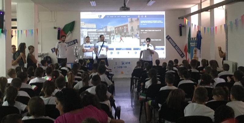 L'Acqua & Sapone Junior Fasano ospita il Bolzano
