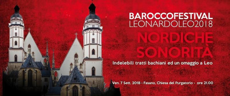 Il Barocco Festival Leonardo Leo fa tappa a Fasano