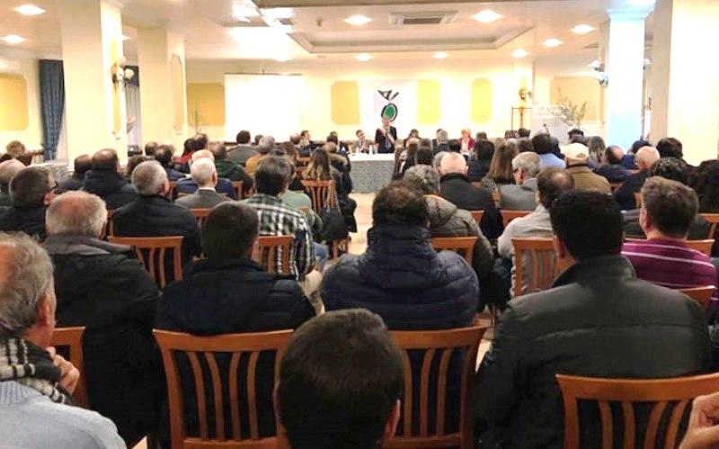 A Carpino l'assemblea nazionale delle Città dell'Olio