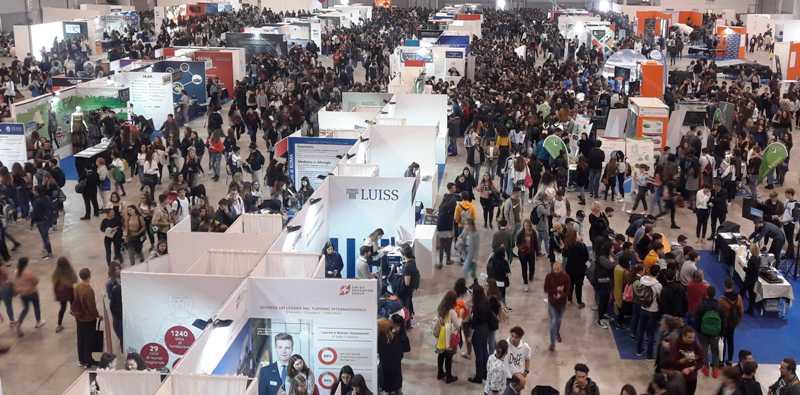Da oggi fino al 14 dicembre a Bari il Campus Orienta! IlSalone dello Studente
