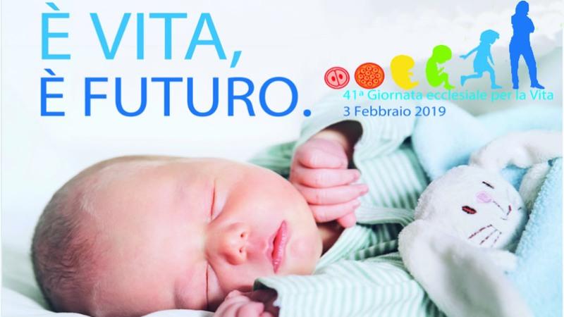 41^ Giornata per la vita: le iniziative a Fasano