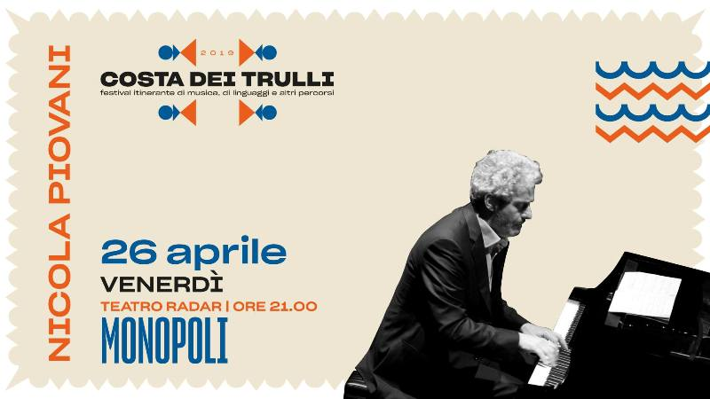 Nicola Piovani in concerto a Monopoli