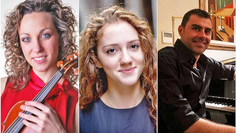 il 30 aprile concerto dell'Accademia dei Cameristi al liceo Da Vinci di Fasano