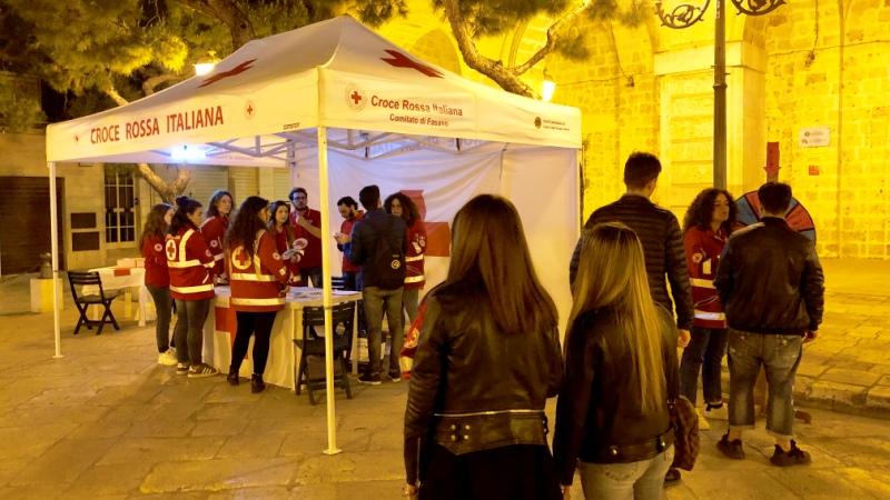 """Croce Rossa Italiana """"ABC"""" di sensibilizzazione sulle malattie sessualmente trasmissibili"""