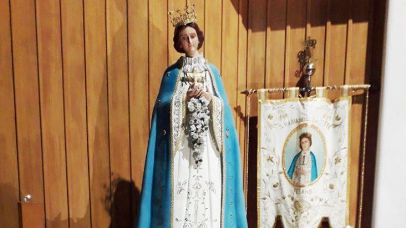 Fasano festeggia S. Maria de La Salette
