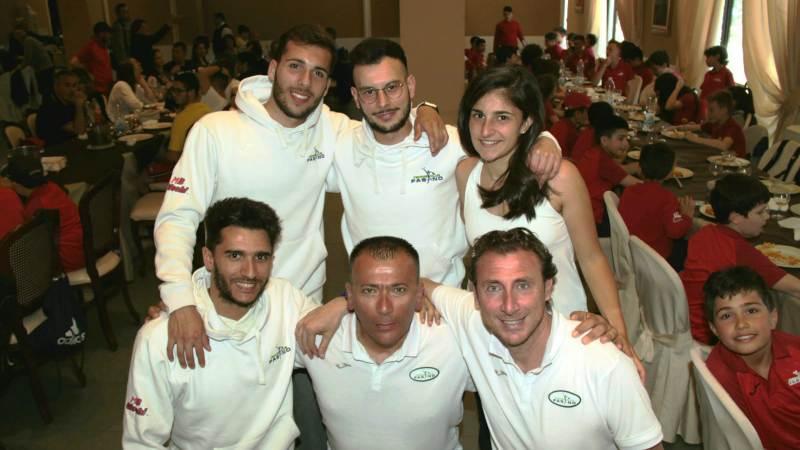 Tempo di festa al Tennis Club Fasano