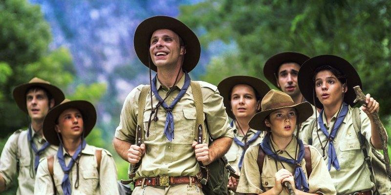 """""""AQUILE RANDAGIE"""",  proiezione speciale a Fasano del film sugli scout che dissero no al fascismo"""