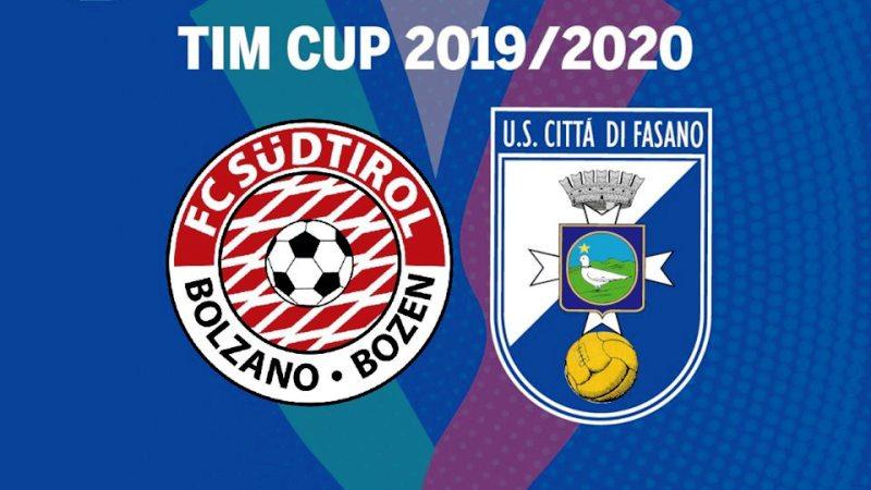 Calendario Tim Cup.Tim Cup 2019 2020 Il 4 Agosto Allo Stadio Druso Di Bolzano