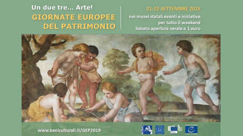 """Giornate Europee del al Parco Archeologico di Egnazia, """"Un due tre… Arte! Cultura e intrattenimento""""."""