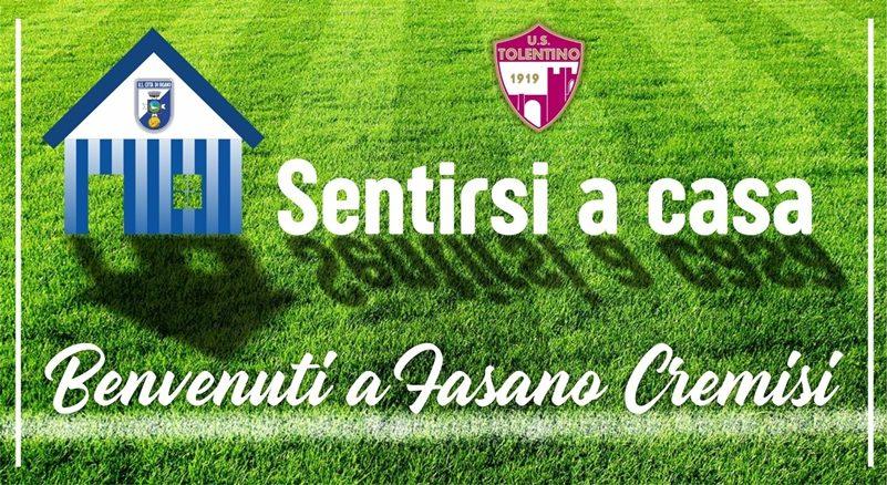 Calcio semifinale di Coppa Italia: pronta l'accoglienza per i tifosi del Tolentino