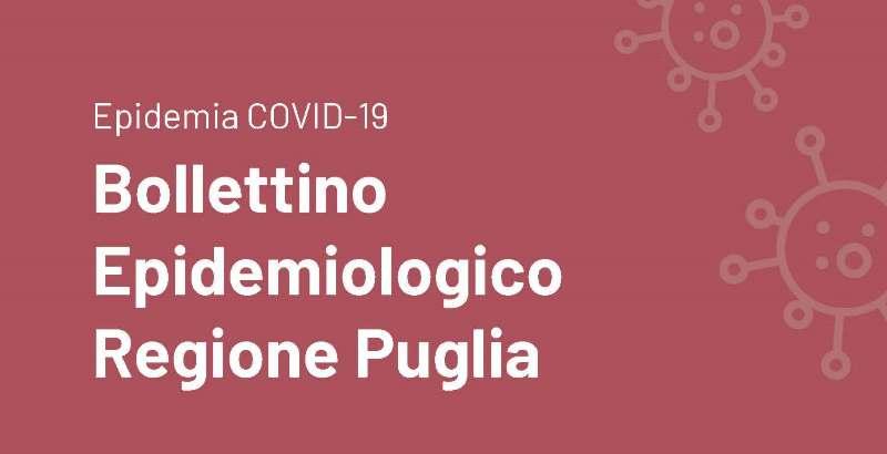 Bollettino epidemiologico regionale del 1 aprile 2020
