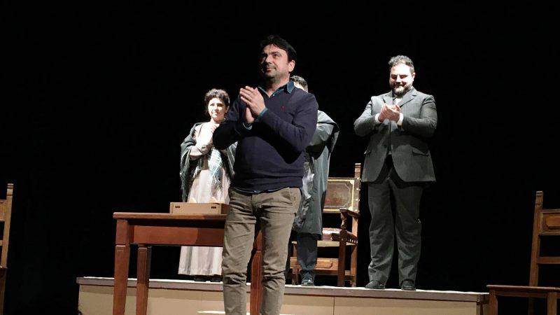 """""""La Costruzione"""": al Teatro Sociale tre repliche per un processo dalla disarmante attualità"""