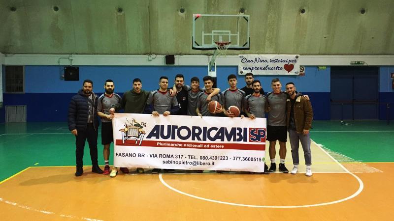 Coronavirus: Stagione finita anche per la Bushido Basketball Fasano