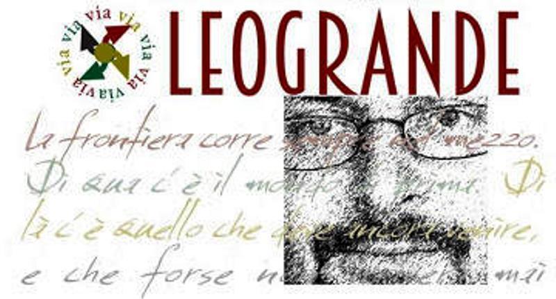 """Teatro pubblico pugliese Live – oggi alle 16.30 in diretta con """"Via Leogrande"""""""