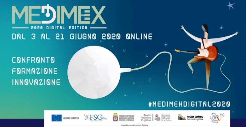 """Si conclude domani 17 giugno con un doppio appuntamento """"Medimex D"""""""